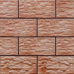 Плитка фасадна Cerrad CER 22 структурна 300x148x9 мм radonit