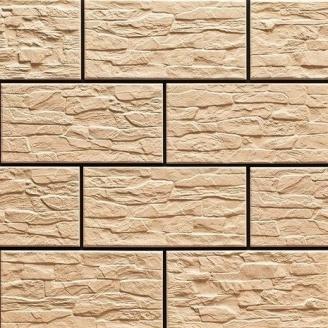 Фасадная плитка Cerrad CER 9 структурная 300x148x9 мм cream