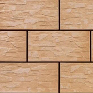 Фасадная плитка Cerrad CER 10 структурная 300x148x9 мм ecru