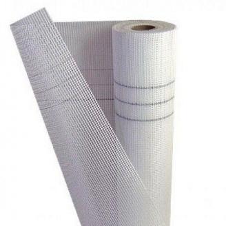 Сетка ВИК БУД стекловолоконная 5х5 мм белый