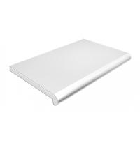 Подоконник Plastolit глянцевый 300 мм белый