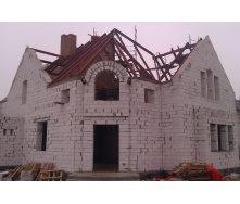Изготовление металлического каркаса для крыши