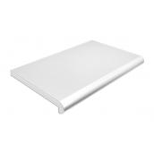 Подоконник Plastolit матовый 400 мм белый