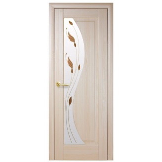Двери межкомнатные Новый Стиль МАЭСТРА Р Эскада 600х2000 мм ясень