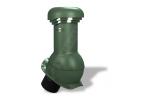 Вентиляционный выход Wirplast Wirovent Perfekta Pro W13 125x440 мм зеленый RAL 6020