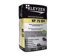 Клеящая смесь KLEYZER KP-75sv для армирования теплоизоляции 25 кг
