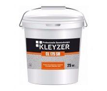 Декоративная штукатурка KELYSER CL 175 SB силикатно-силиконовая барашек 25 кг белый