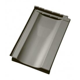 Черепица Jacobi Standard-Grossfalzziegel Z10 287х456 мм светло-серый