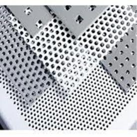 Перфорированный лист Т-15 холоднокатанный 5х5 мм 0,8х1000х2000 мм