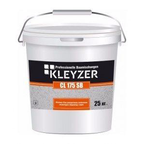 Декоративна штукатурка KELYSER CL 175 SB силіконова баранець 25 кг білий