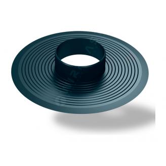 Основа для ковпака Wirplast Flat Base U32 110 мм графітовий RAL 7024