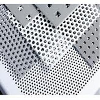 Перфорований лист Т-15 холоднокатаний 5х5 мм 0,8х1000х2000 мм