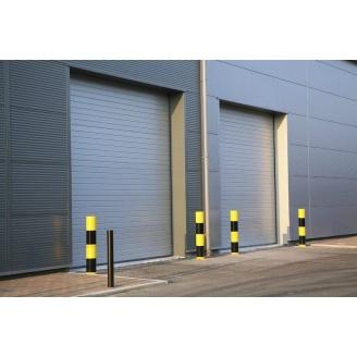 Промышленные секционные ворота DoorHan 4000x4100 мм