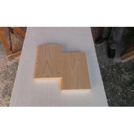 Дошка підлоги ялина 35 мм