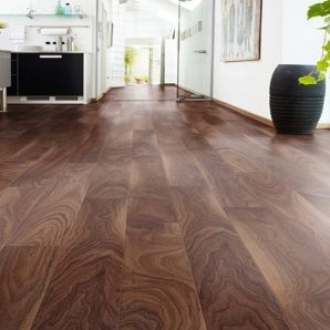 Ламінат Kaindl Natural Touch Narrow Plank 1383х116х10 мм Горіх RENO