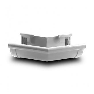 Угол наружный Profil Z 135° 130 мм белый