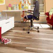 Ламинат Kaindl Creative Glossy Premium Plank 1383х159х8 мм Walnut STAIN