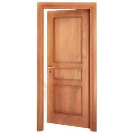 Двери из сосны DerevBud глухые светлые 42х900х1900 мм,