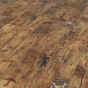 Ламінат Kaindl Creative Fantasy Premium Plank 1383х159х8 мм Pirates
