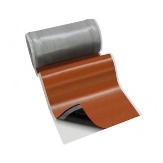 Лента примыкания Wentop олово 300x5000 мм коричневая