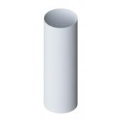 Труба водосточная Альта-Профиль Стандарт 74 мм 3 м белый