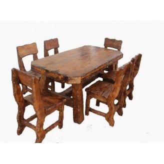 Комплект мебели под старину для общественных заведений