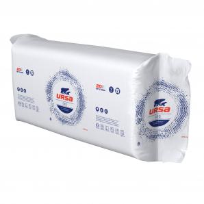Теплоизоляция URSA GEO Универсальная плита П-15 100x1250x600 мм