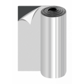 Теплоизоляция рулонная K-FLEX ST AD ALU 10 мм 1х20 м черный