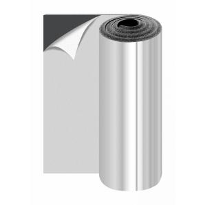 Теплоізоляція рулонна K-FLEX ST AD ALU 10 мм 1х20 м чорний