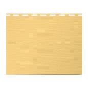 Сайдинг вспененный Альта-Сайдинг Alta-Board 3000x180x6 мм желтый