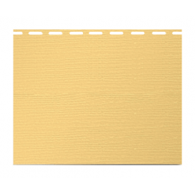 Сайдинг спінений Альта-Сайдинг Alta-Board 3000x180x6 мм жовтий