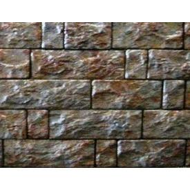 Комплект фасадной плитки Rocky Доломит 25 мм