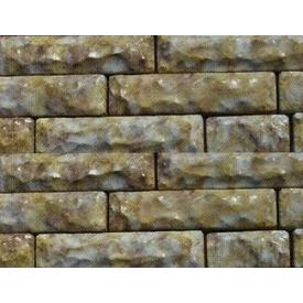 Комплект фасадной плитки Rocky Английский кирпич 10 мм