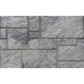 Фасадная плитка Rocky Воронежский камень 25х400х600 мм серый