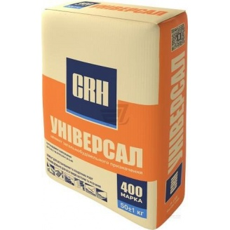 Цемент CRH М-400 50 кг.