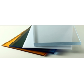 Поликарбонат монолитный 8мм 2,05*3,05м (Европа) colour