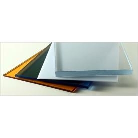 Полікарбонат монолітний 8мм 2,05*3,05 м (Європа) colour