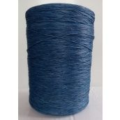 Нитка для оверлока коврового покрытия меланж синий