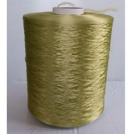 Нить для оверлока коврового покрытия хаки