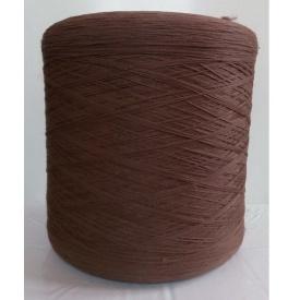Нить для коврового оверлока шоколадный