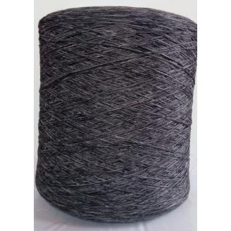 Нитка для оверлока килимового покриття сірий меланж