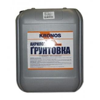 Грунтовка акриловая KRONOS 5 л