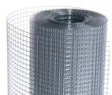Сетка сварная оцинкованная 25х25х0,7х1000х30000 мм