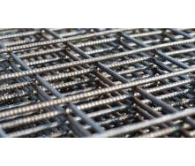 Сетка кладочная металлическая 100х100х4 мм 0,5х2 м