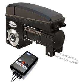 Автоматика для секционных ворот DOORHAN SHAFT-50 PRO KIT 25 м2