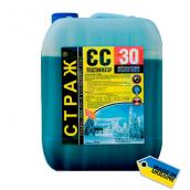 Пластификатор противоморозный СТРАЖ ЕС-30 10 л