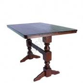 Деревянный стол МеблиЕко 75х120 см (101027)