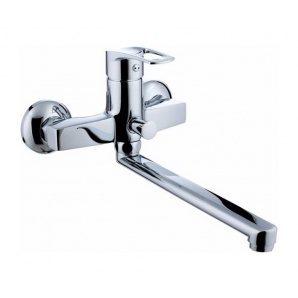 Змішувач для ванни IMPRESE LIDICE 23 см хром (35095)