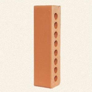 Лицьова цегла Білоцерківська половинка М250 250x60x65 мм персиковий