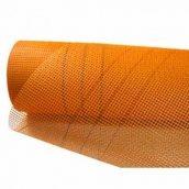 Сітка фасадна ARMMAX 145 5x5 мм 50 м2 оранжева
